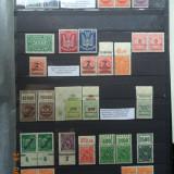 Germania ( Reich ) - Inflatie, timbre cu guma si fara sarniera., Nestampilat