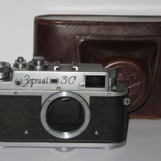 Zorki 3 C + Toc original - Filet M39 - Transport gratuit prin posta! - Aparat Foto cu Film Zorki, RF (Rangefinder)