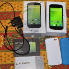 Telefon Allview V1 Viper, Negru, Neblocat