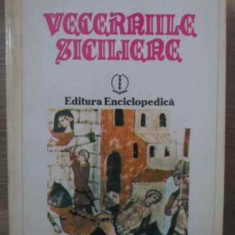 Vecerniile Siciliene - Steven Runciman ,385483