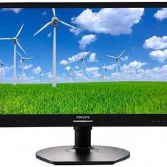 Philips Monitor Philips 221S6LCB 21.5'', D-Sub/DVI