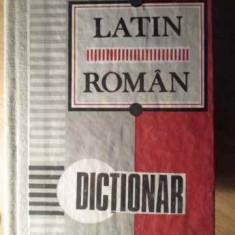 Dictionar Latin Roman - Gh. Gutu, 386188