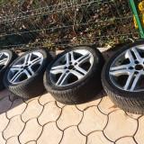 5 x Jante 17 (R17) Honda Accord echipate cu 5 anvelope de iarna