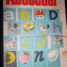 Abecedar (ilustratii coca cretoiu), 1988 - Carte educativa