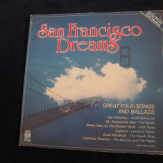 Various – San Francisco Dreams - Great Folk _ vinyl(LP,compilatie) Germania