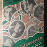Adolescenta Personalitate Si Limbaj - Ursula Schiopu Emil Verza, 386091 - Carte Psihologie