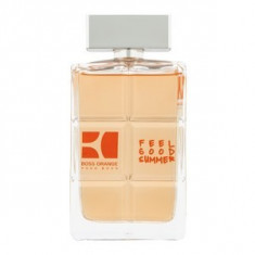Hugo Boss Boss Orange Man Feel Good Summer eau de Toilette pentru barbati 100 ml - Parfum barbati Hugo Boss, Apa de toaleta