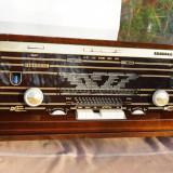 Radio vintage cu lampi Philips Reverbeo B7X14A Stereo