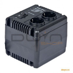 AVR 1000VA, 2 x Schuko socket, GEMBIRD 'EG-AVR-1001'