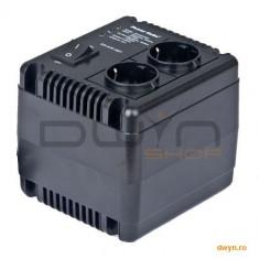 AVR 1000VA, 2 x Schuko socket, GEMBIRD 'EG-AVR-1001' - UPS