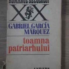 Toamna Patriarhului (putin Uzata) - Gabriel Garcia Marquez, 385477 - Roman, Anul publicarii: 1978