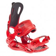 Legaturi Snowboard Rage Fastec FT270 M Red - Boots snowboard
