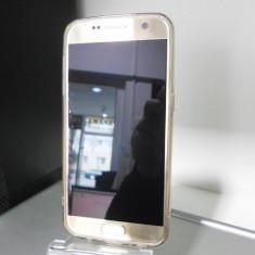 SAMSUNG S7 (LM1) - Telefon Samsung, Auriu, 32GB, Neblocat, Single SIM