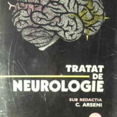 Tratat De Neurologie Vol. 2 Partea I - Sub Redactia C. Arseni, 385814