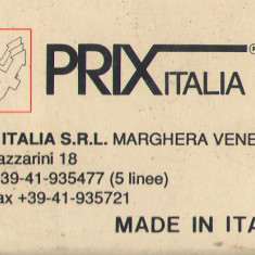 Aparat de etichete PRIX / F704