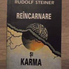 Reincarnare Si Karma - Rudolf Steiner, 384906 - Carti Budism
