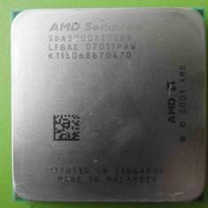 Procesor AMD Sempron 64 3000+ Palermo 1.8GHz 128K socket 754 - Procesor PC AMD, Numar nuclee: 1, 1.0GHz - 1.9GHz