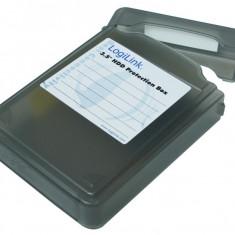 LOGILINK - Cutie protectie pentru HDD 3.5'' black - Rack HDD