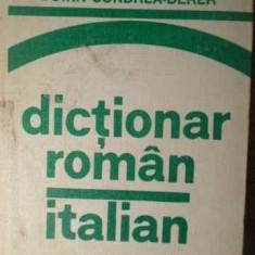 Dictionar Roman Italian - Doina Condrea Derer, 385325 - Carte Literatura Italiana