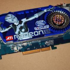 Placa video Sapphire Radeon X1950 PRO 512MB GDDR3 AGP Dual DVI/TVO 256-bit - Placa video PC Sapphire, Ati