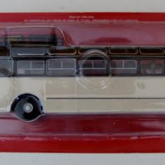 Macheta autobuz ISOBLOC 648 DP -  1955 scara 1:43