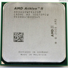 Procesor Quad Core AMD Athlon II X4 640 3.0GHz 95W skt Am2+ AM3 Am3+ fara cooler - Procesor PC AMD, Numar nuclee: 4, 2.5-3.0 GHz