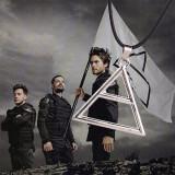 Pandantiv / Colier / Lant - 30 SECONDS TO MARS - Triunghiul Simbol