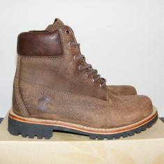 Ghete Timberland Earthkeepers Heritage Boots (9704B) nr. 40 si 41 - Ghete barbati Timberland, Culoare: Din imagine, Piele naturala
