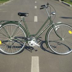 Union Safari - Bicicleta dama, 22 inch, 28 inch, Numar viteze: 3