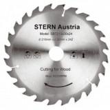 Disc taiere lemn pentru ferastrau circular Stern SBT160/18