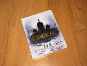 Joc PS3 - The Lord of the Rings War in the North Steelbook Ed , nou