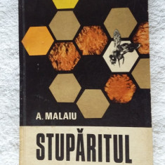 STUPARITUL - AUREL MALAIU, CARTEA ESTE APROAPE NOUA .