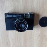 APARAT FOTO VNTAGE CU FILM, FUNCTIONAL VILIA + HUSA ORIGINALA - Aparat de Colectie
