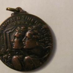 """MMM - Medalie Romania Sport """"Cupa Unitatii Tineretului 1948"""""""