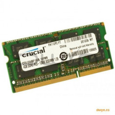 Corsair SODIMM DDR3 4GB 1333MHz, CL9, 1.5V, MAC Memory - Memorie RAM laptop