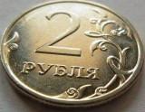 Moneda 2 Ruble - RUSIA, anul 2009 *cod 1168 a.UNC, Europa