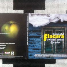 Cenaclul flacara colindul gutuii din geam cd disc muzica folk rock colinde 2010