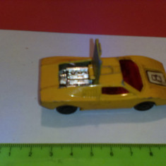 Bnk jc Matchbox Superfast Lamborghini Countach 1973 - Macheta auto