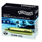 Capsula Co2 Walther 10+1 gratis Capsule walther