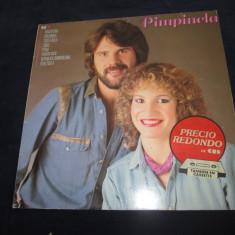 Pimpinela - pimpinela _ vinyl, Lp, album, spania - Muzica Latino epic, VINIL