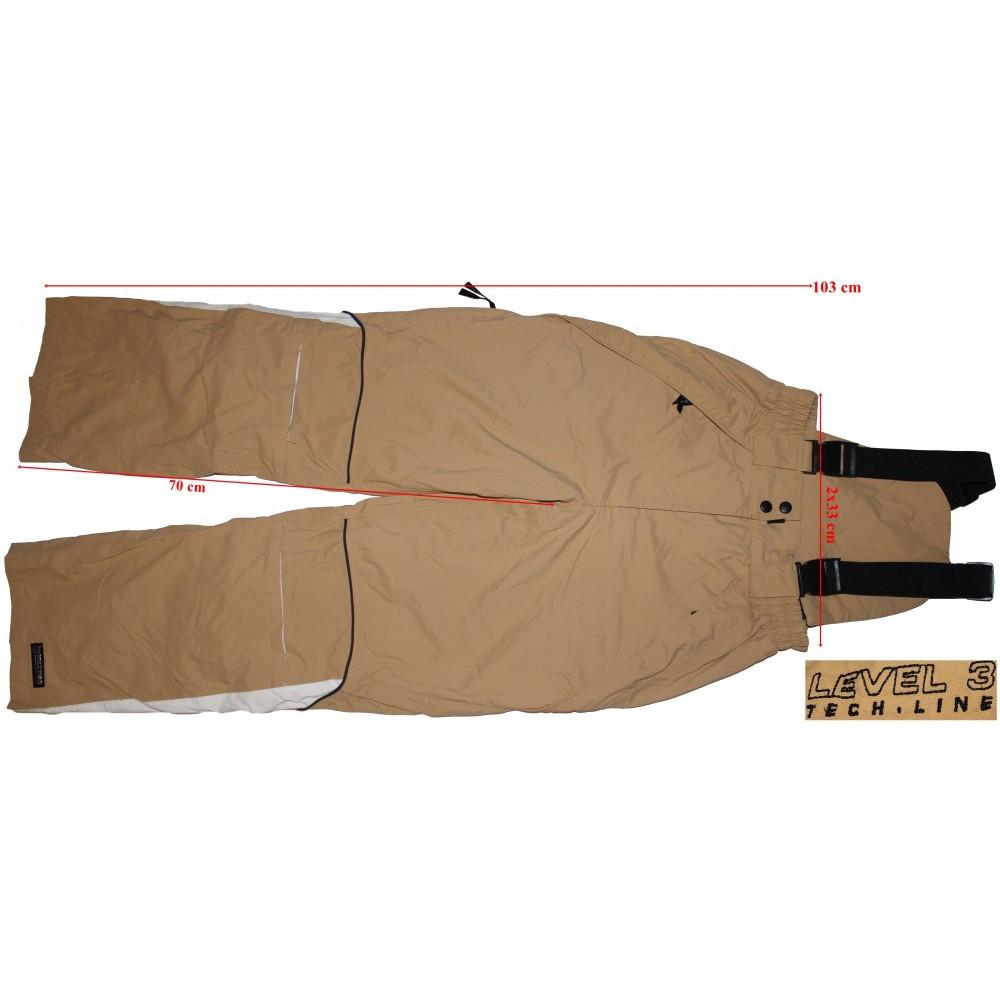 pantaloni schi cu bretele killtec level 3 ventilatii. Black Bedroom Furniture Sets. Home Design Ideas