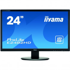 Monitor LED IIyama Prolite E2482HD-B1 24 inch 5ms black