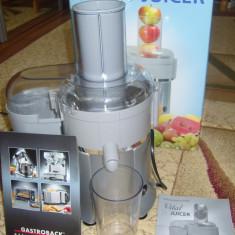 Storcător de fructe GASTROBACK Vital Juicer 40131 juicer, 700 W - Storcator Alta