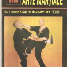 Arte Martiale Budo-Kung Fu magazin nr.1-1994 - Karate