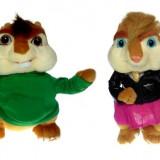 Jucarie din plus Alvin The Chipmunks 25 cm