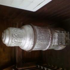 Soba din fonta veche - Metal/Fonta