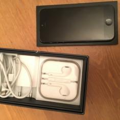 iPhone 5 Apple, 16 GB, NEVERLOCK STARE FOARTE BUNA, Negru, Neblocat