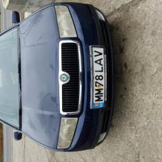 Skoda Fabia Sedan 1.9, An Fabricatie: 2003, Motorina/Diesel, 267200 km, 1896 cmc