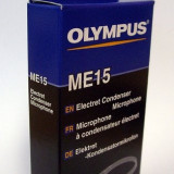 Microfon lavaliera Olympus ME-15 - reducere de sezon