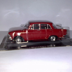 Macheta Moskvich-408 Masini de Legenda Rusia 1:43 - Macheta auto